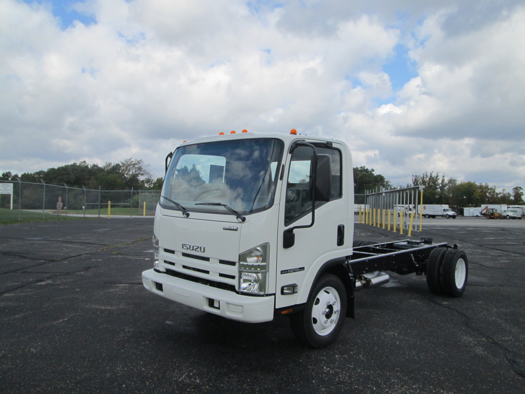 2015 Isuzu NPR-HD Gas