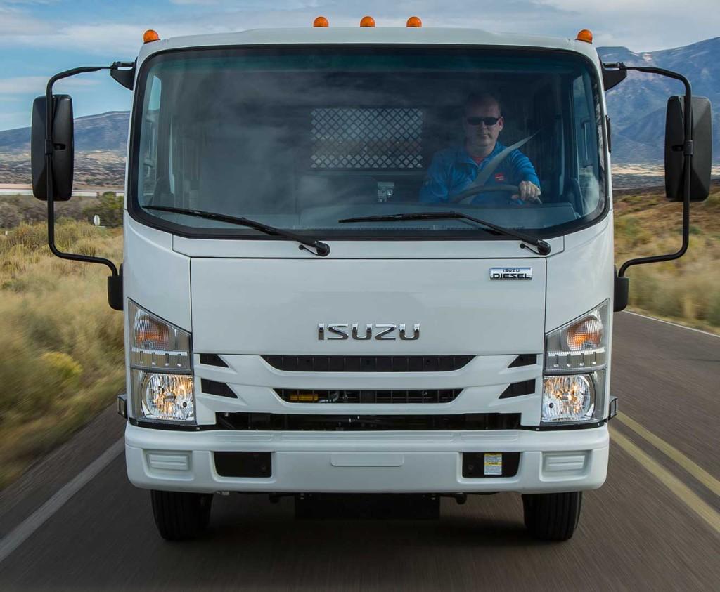 2016 Isuzu NPR-HD Diesel