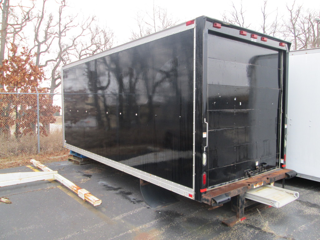 Morgan 20' Van